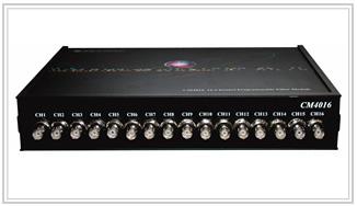 CM4016™16通道振动信号调理模块