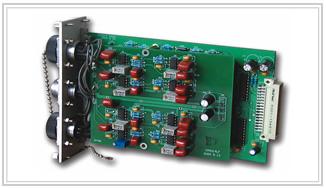CM4204™ 4通道高精度程控放大调理卡