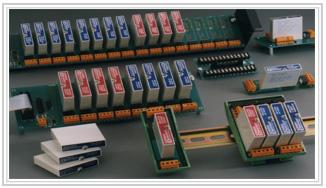 SCMPB系列 SCM5B模块安装载板